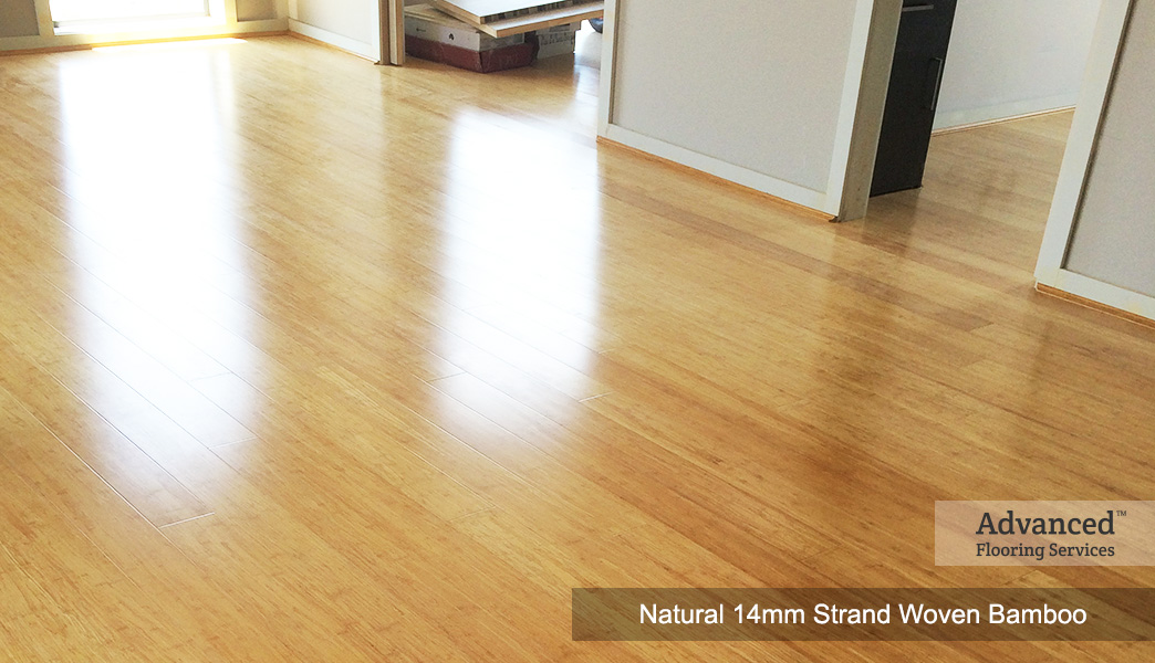 Natural Tanoa Bamboo 14mm Strand Woven - Affordable Install Packages, Obligation Free Quote, Sydney Metro Installation Service | Advanced Flooring Services