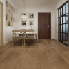 Blonde Oak - Prime Platinum Edition with Dyna Core 12mm AC5 Laminate Longboards | Advanced Flooring Services