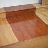 Red Mahogany YA771 Bullnose - Tanoa Flooring 12mm Gloss Laminate | Advanced Flooring Services