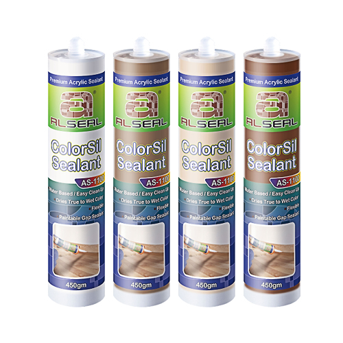 Alseal AS-1100 ColorSil Sealant | Advanced Flooring Services