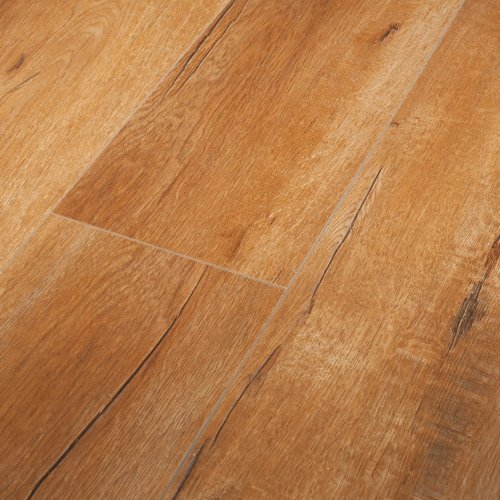 Caramel Oak 13812 - Tanoa Flooring 12mm Longboard Laminate | Advanced Flooring Services
