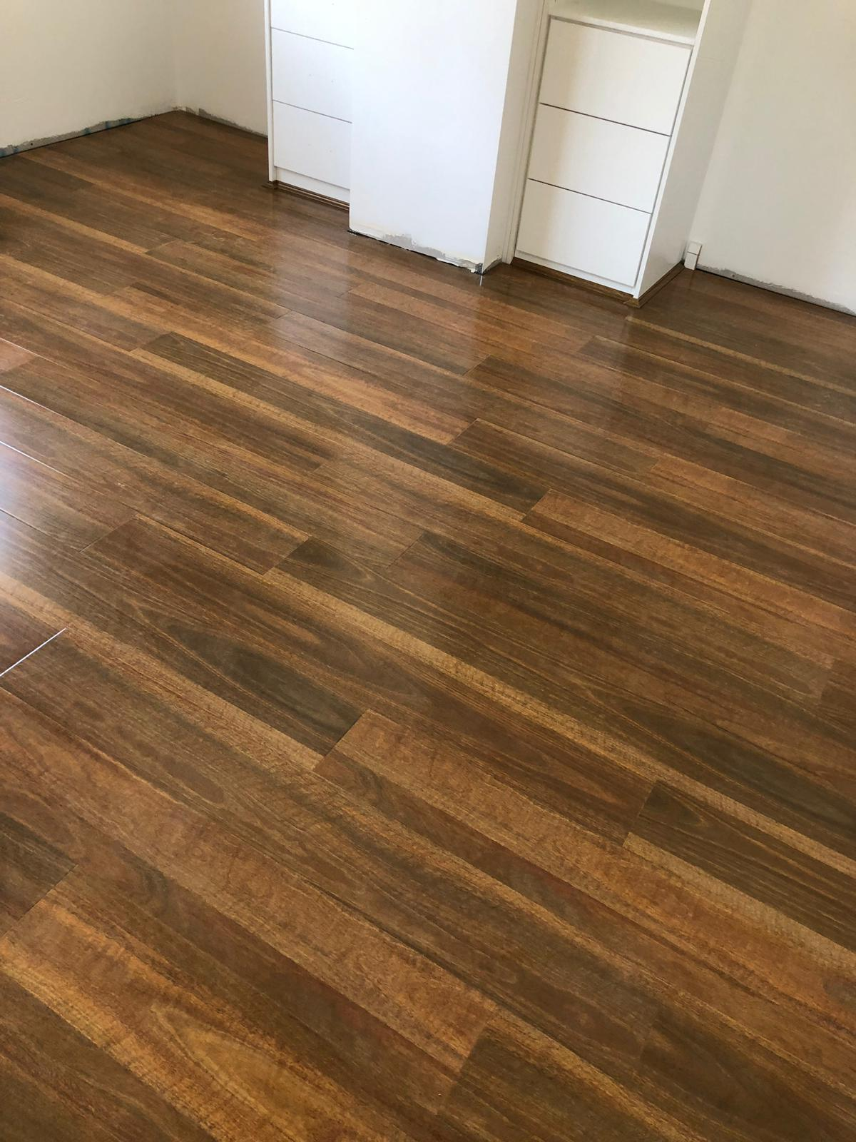 Spotted Gum 20932-1 - Tanoa Flooring 12mm Gloss Laminate | Advanced Flooring Services