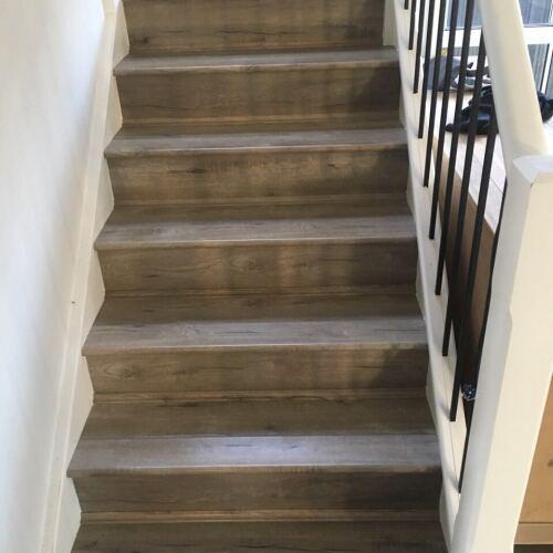 Taupe Oak 13867 - Tanoa Flooring 12mm Longboard Laminate | Advanced Flooring Services