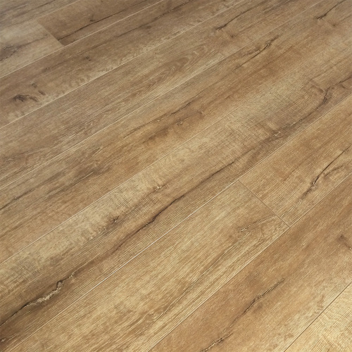 Hazel Oak 8253-12 - Tanoa Flooring 12mm Longboard Laminate | Advanced Flooring Services