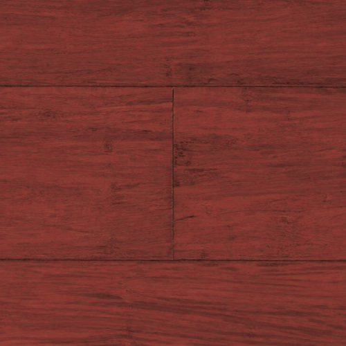 Mahogany - Tanoa Flooring 14mm Strand Woven Bamboo | Advanced Flooring Services