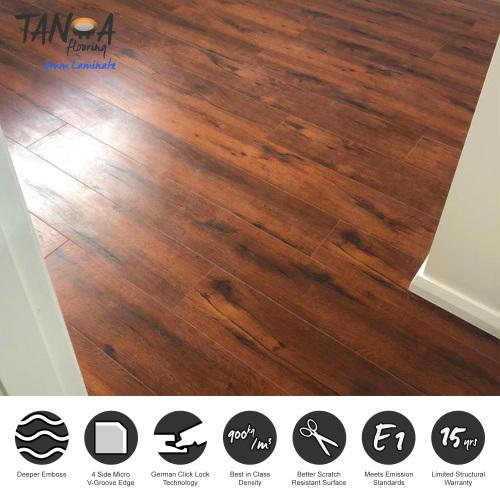 TANOA Flooring - 8mm Laminate