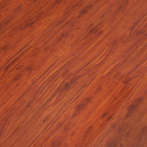 Red Mahogany YA771 - Tanoa Flooring 12mm Gloss Laminate | Advanced Flooring Services