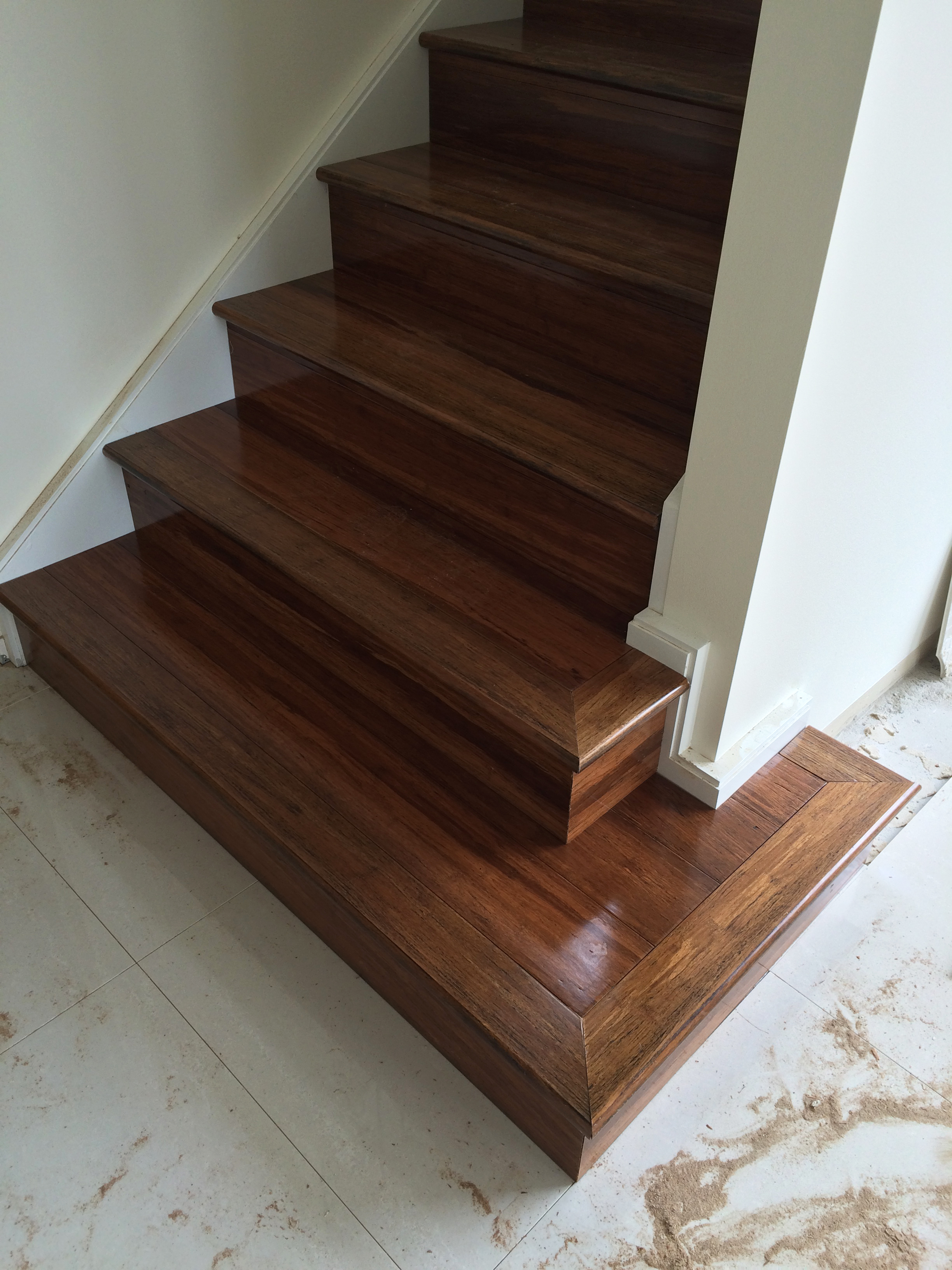 Stonewood Bamboo Staircase