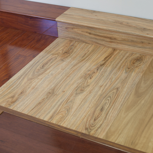 Stringybark YA580 Step - Tanoa Flooring 12mm Gloss Laminate | Advanced Flooring Services