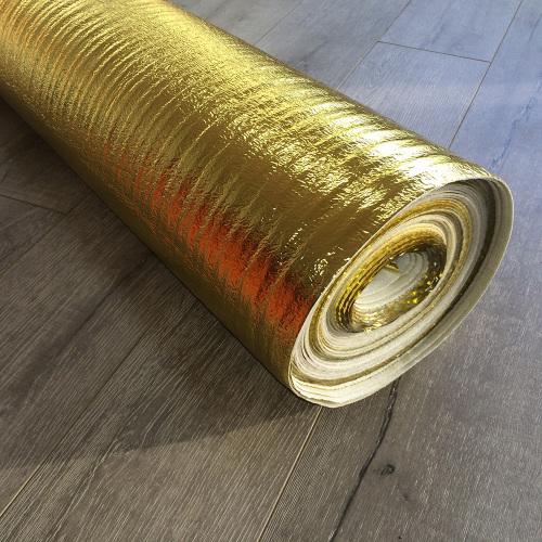 Gold Standard 2mm - Tanoa Flooring Timber Underlay | Advanced Flooring Services