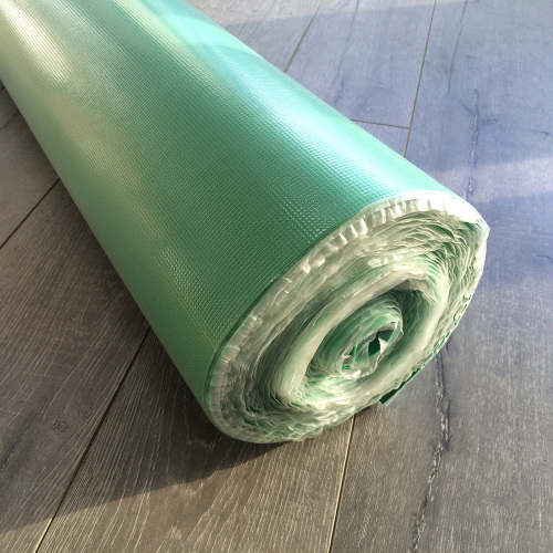 Green Acoustic 2mm - Tanoa Flooring Timber Underlay | Advanced Flooring Services